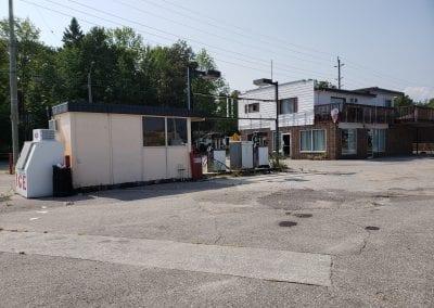 Former Esso Station